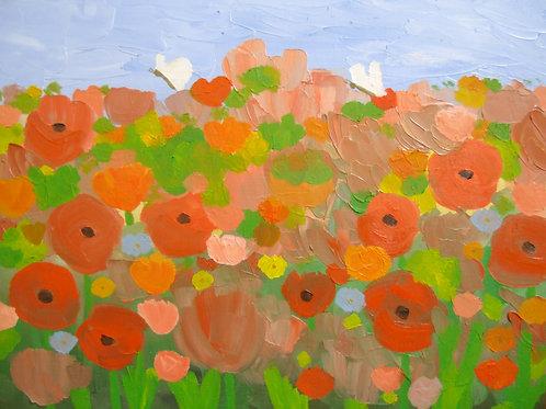 Wildflowers by Miranda Vitello