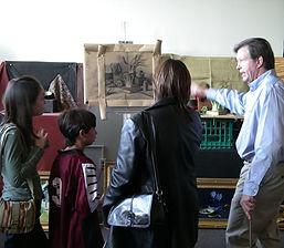 Peter Whitcomb in his studio.jpg