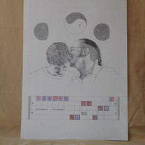 Young Couple Music by Glenn Davis