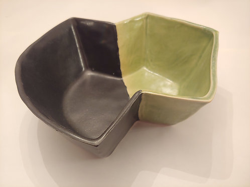 Angular Serving Bowl by Alyssa Murray