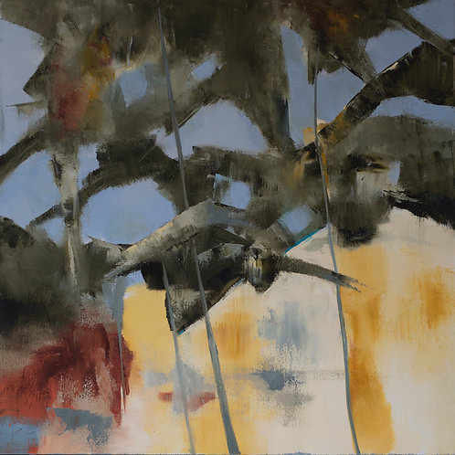 Birds in Flight by Tanya Hayes Lee