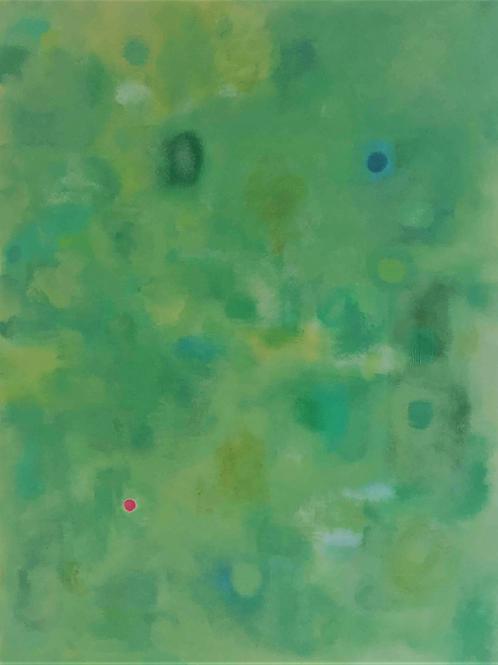 A Hazy Shade of Springtime by Kecia Ali