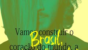 Brasil, coração do mundo, pátria do evangelho?