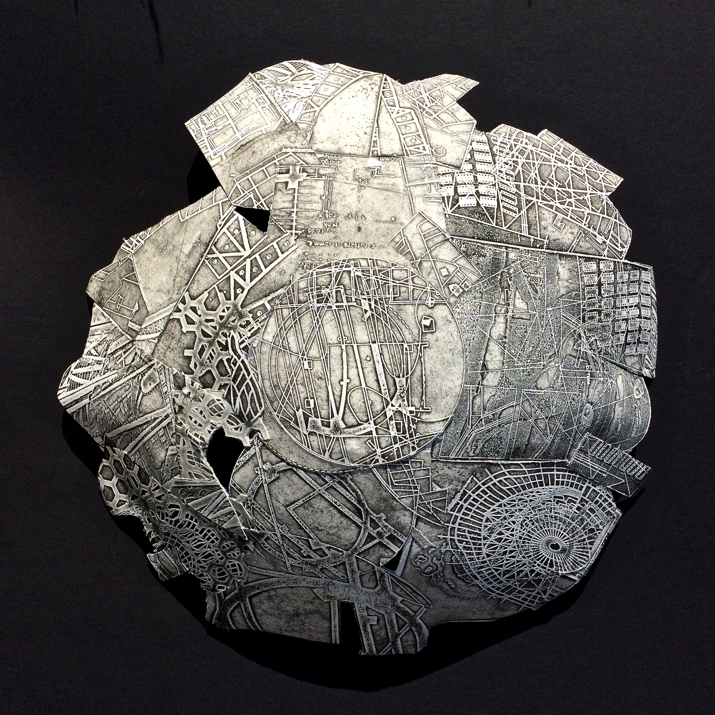 IO-OI 3D Paper Structure
