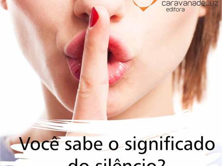 Dia Mundial da Saúde e Dia do Silêncio
