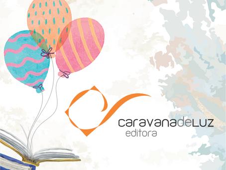 Caravana de Luz Editora: 8 anos de história