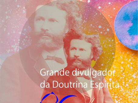 Camille Flammarion, grande divulgador da Doutrina Espírita