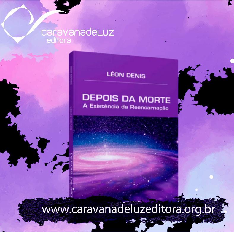 Depois da Morte - Léon Denis - Editora EDICEL