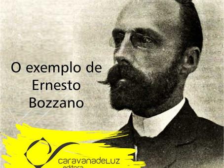 Sintonia e realidade: a contribuição de Ernesto Bozzano