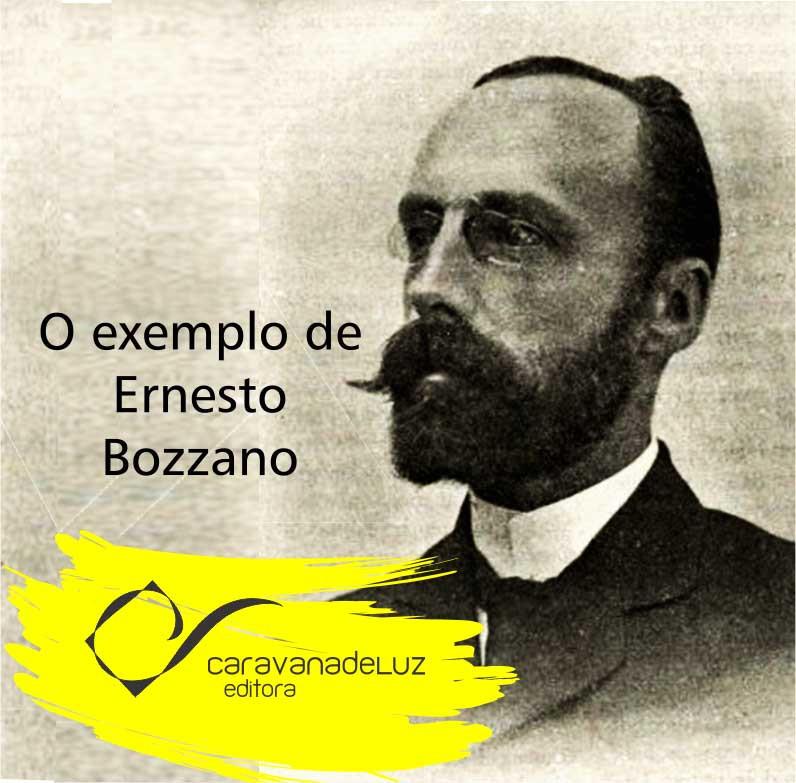 Caravana de Luz Editora: Contribuição de Ernesto Bozzano.