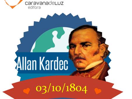 Uma homenagem à Allan Kardec