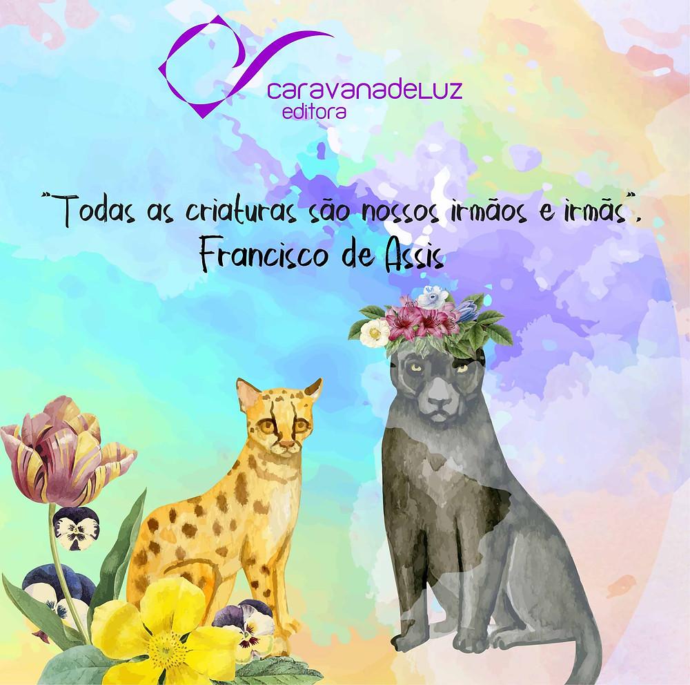 Caravana de Luz Editora: Dia Nacional dos Animais