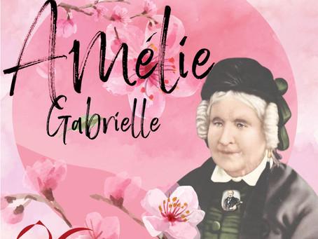 Amélie Gabrielle Boudet: uma mulher incrível!