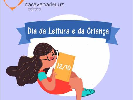 Dia Nacional da Leitura é também Dia das Crianças