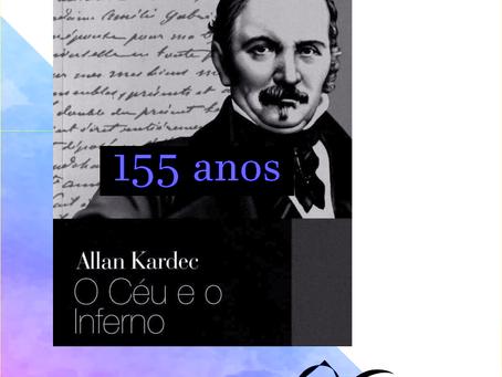 O Céu e o Inferno: aniversário de 155 anos (1865-2020)