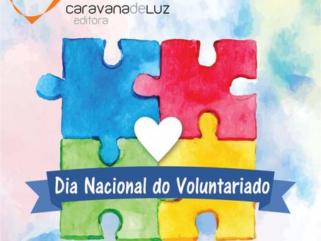 Voluntariado – não há quem não possa fazer o bem