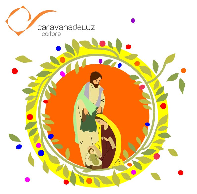 Caravana de Luz Editora: Nascimento de Jesus!