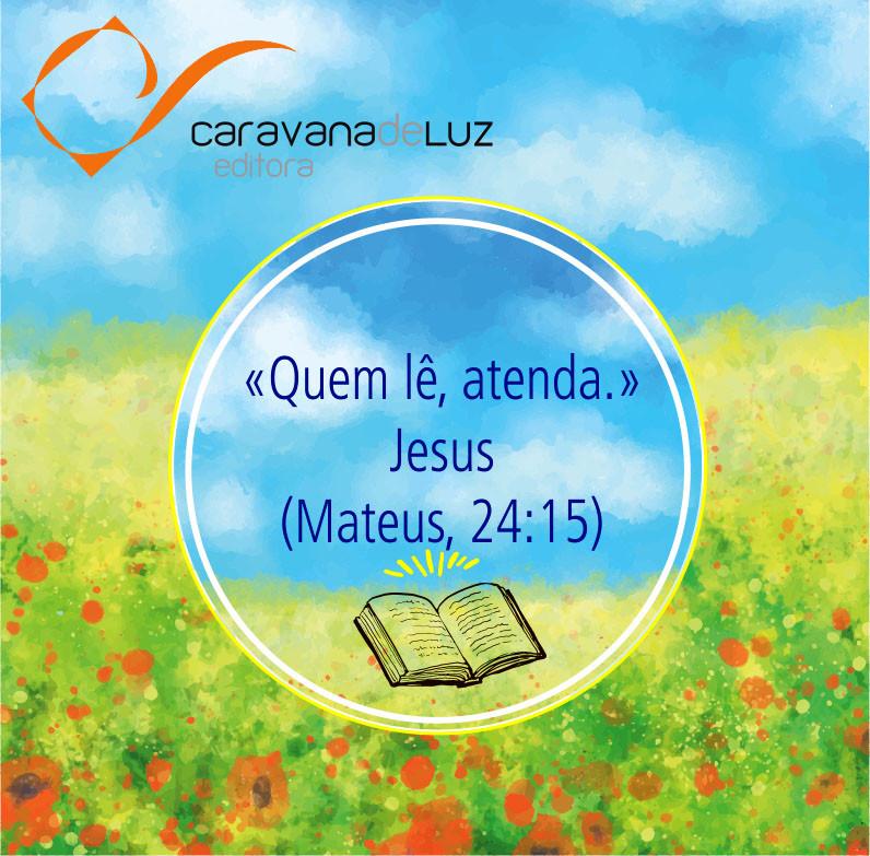 "Caravana de Luz Editora: O ""Consolador Prometido""."