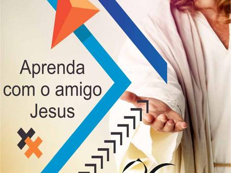 Aprendendo com o Amigo Jesus a nos relacionarmos com o próximo