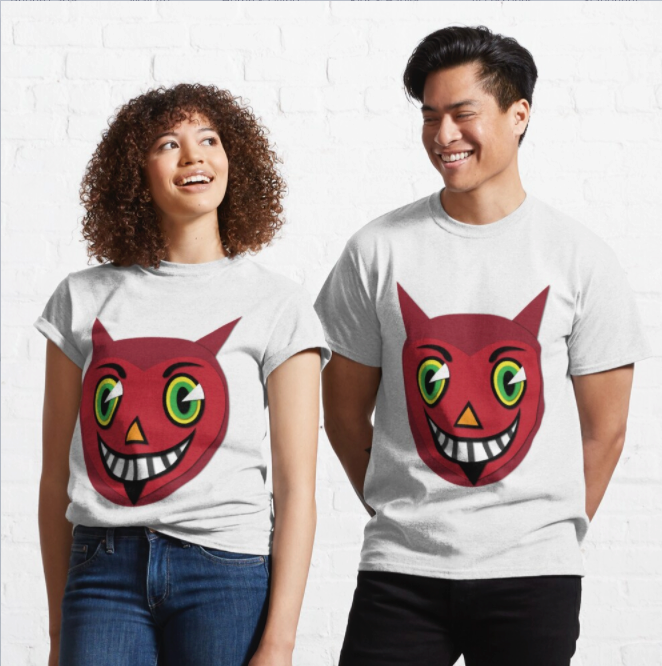 1930's Retro Devil Shirts