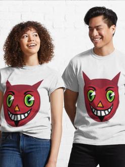 1930's Retro Devil Shirts