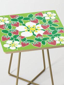 Strawberry Fields Side Table