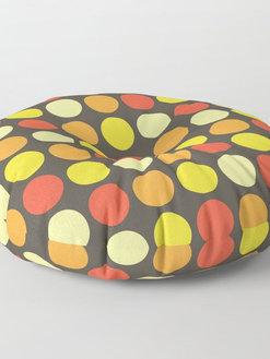 Mod Crcles Floor Pillow