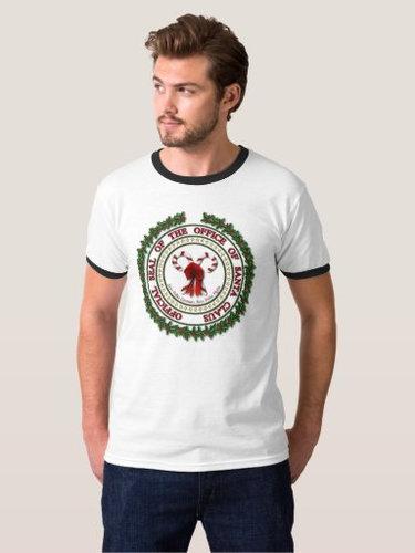 Seal of the Office of Santa shirt