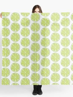 79's Retro Lime Scarf
