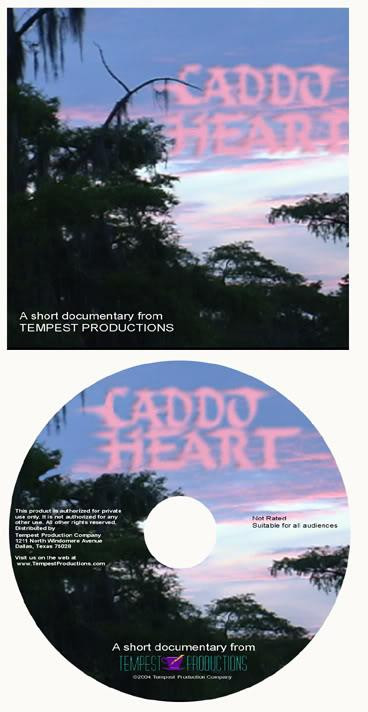 DVD cover and label for a documentary
