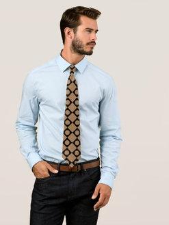 Retro Dots customizable tie