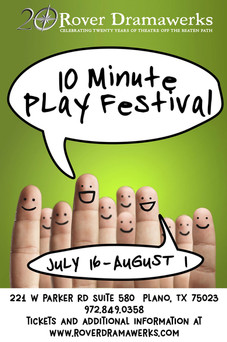 !0 Minute Play Festival (all comedies!)