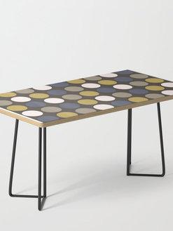 Retro Dots Coffee Table