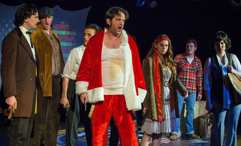 Assassins - my first show at ONSTAGE