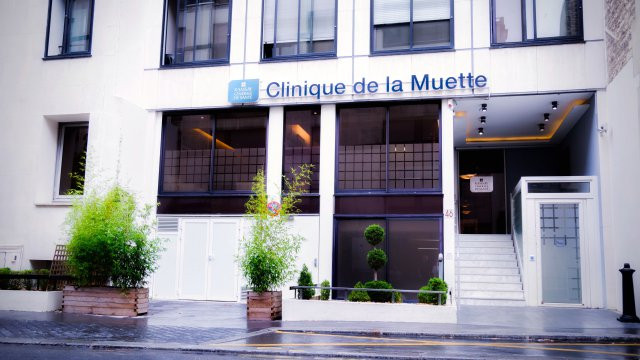 Clinique de la Muette