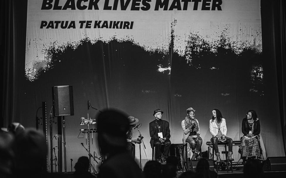 Te Papa - Black Lives Matter | Patua Te Kaikiri