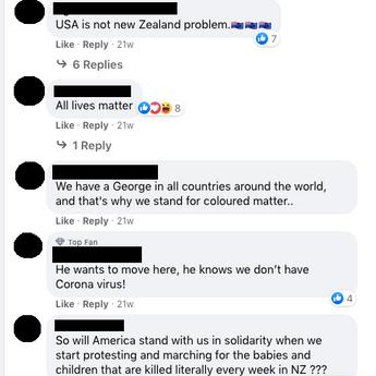 Human rights legend's son praises NZ's BLM protests