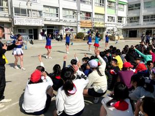 【小学校✖️オリンピック✖️世界平和✖️チア】