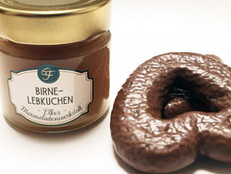 Birne-Lebkuchen-Marmelade