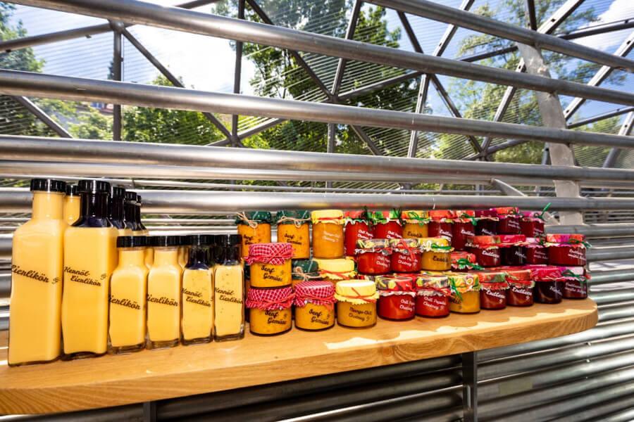 Murinsel, Produkte