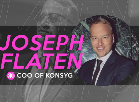 Get to know Konsyg's COO