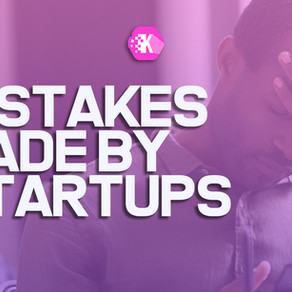 Common Mistakes Made By Startups