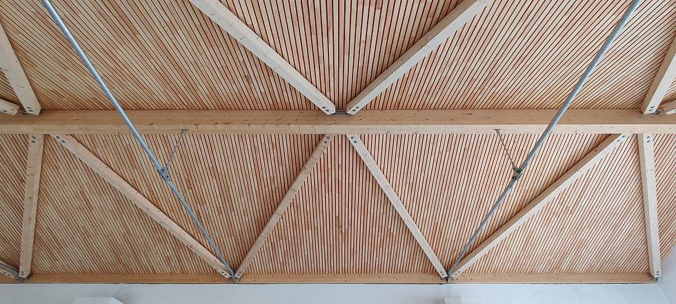 Etude de structure et charpente bois