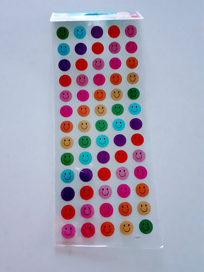 Stickers- Happy faces