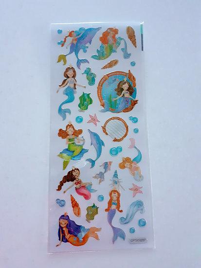 Stickers- Mermaids
