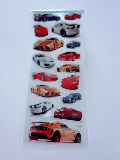 Stickers- Cars