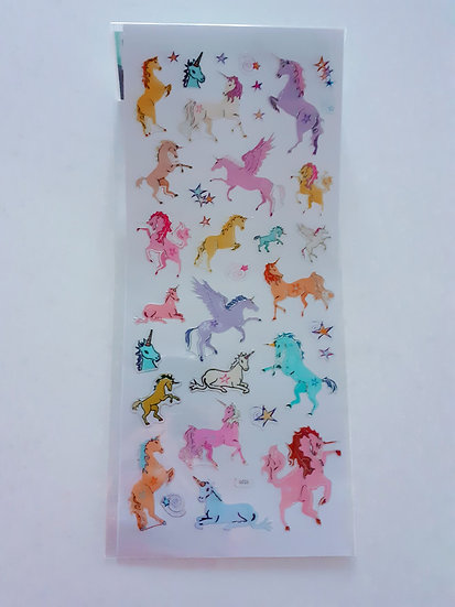 Stickers- Unicorns