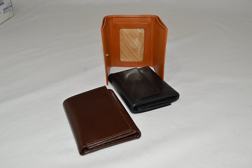 Three Fold Slim Wallet