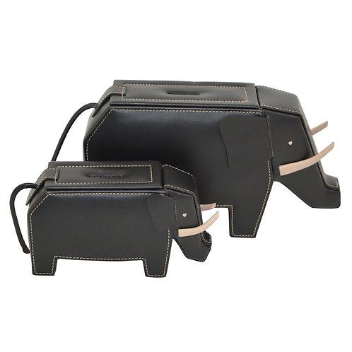 Black Elephant money boxes
