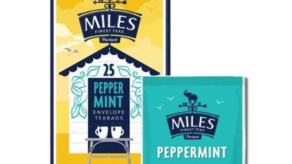 Peppermint Tea Bags 25